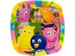BACKYARDIGANS PLATES